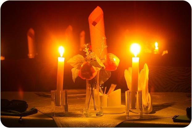 Романтичний вечір – казка для двох, на орендованій на добу квартирі в Києві.