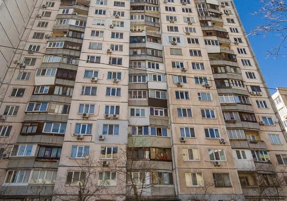1-к.квартира посуточно в Киеве, проспект Оболонский 9