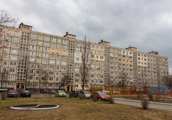 2-к. квартира на сутки в Киеве. пр-т. Героев Сталинграда 17