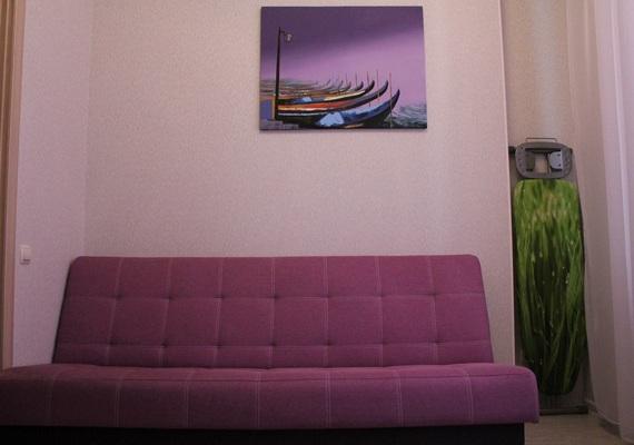 2-к. квартира на сутки в Киеве, ул. Петра Калнышевского 7, 4 секция