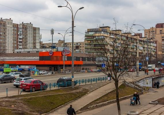 3-к. квартира посуточно в Киеве, ул. А. Архипенко 8