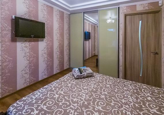 1-bedroom apartment, Obolonsky Avenue 37