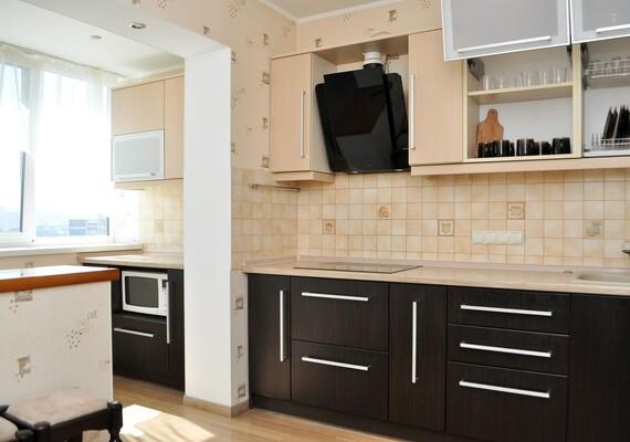 2-bedroom apartment on the street.  st. Iordanskaya 11v