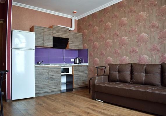 2-room apartment for a day in Kiev, st. Bogatyrskaya 6a, 15th floor