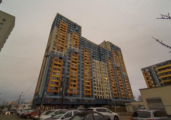 2-bedroom apartment, street Bogatyrskaya 6a, 10 floor