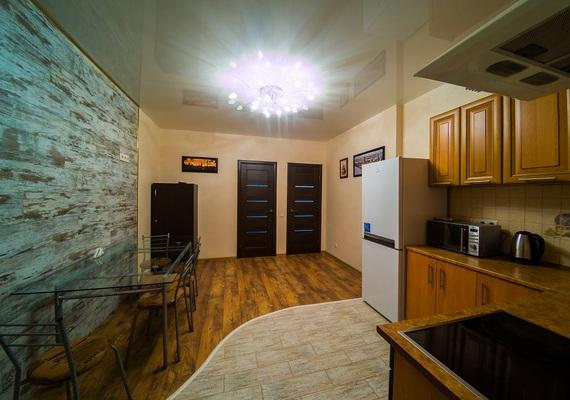 2-bedroom apartment, street Kalnyshevskogo 7, 2 section