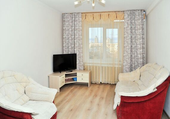 3-bedroom apartment, street Alexandra Arkhipenka 8