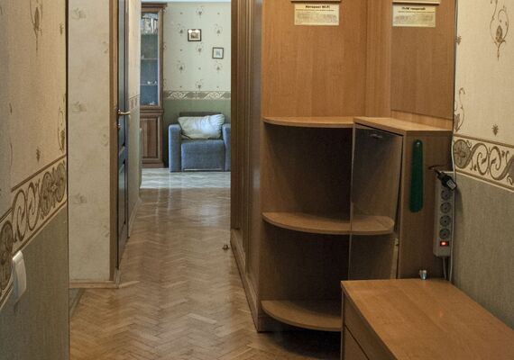 3-bedrooms apartment on the obolonskiy avenue 16a