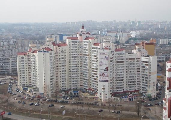 4-bedroom apartment on the street. st. Тimoshenkо, 13a