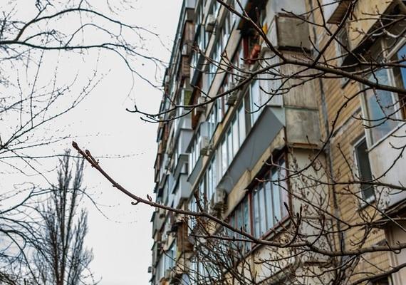 1-к. квартира на добу у Києві. проспект Оболонський 37