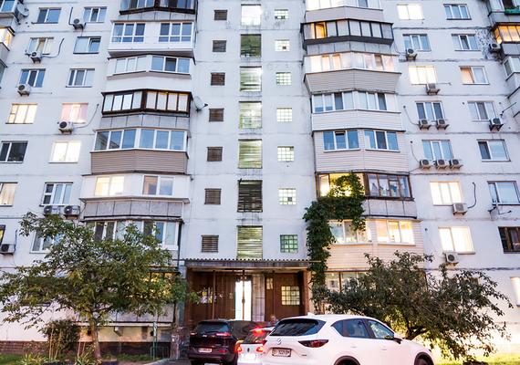 1-к.квартира подобово у Києві, вул. Архипенка 8Б
