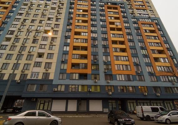 1-к. квартира на добу у Києві. вул. Богатирська 6а
